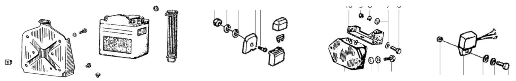 Batteria e regolatore di tensione