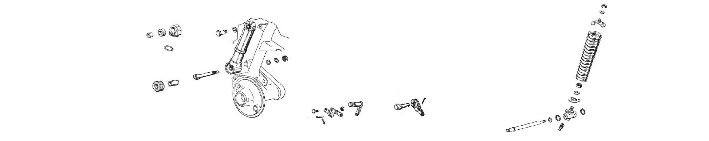 Ammortizzatore anteriore