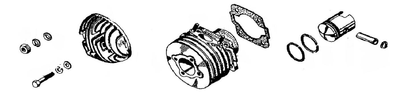 Cilindro e pistone