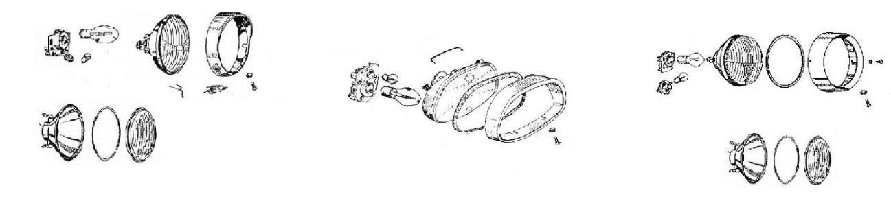 Fanale anteriore