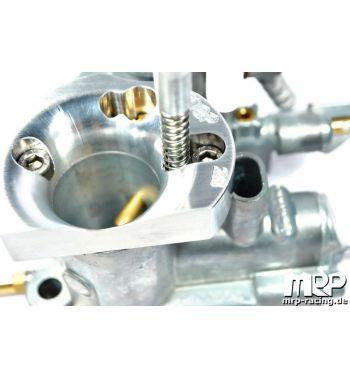 Cornetto di aspirazione MRP venturi per carburatore SI 28 per Vespa PX125-200 / P200E / 180-200 Rally/ Cosa/ Sprint/ GTR / T5