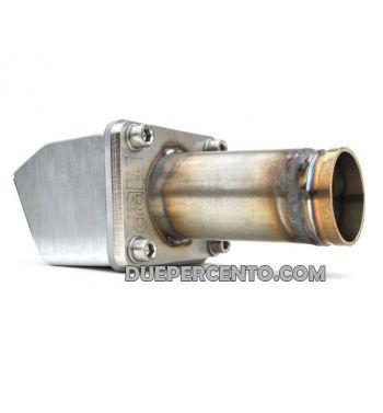 Collettore aspirazione lamellare al carter 2-3 fori MRP Ø36 con pacco lamellare RD350 per Vespa 50/ 50 special/ ET3/ primavera/ PK50-125/ FL/ HP/ N/ Rush