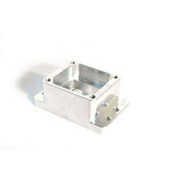 Porta pacco MRP per pacco RD350, per carter PINASCO per Vespa PX125-200 / P200E / 180-200 Rally/ Cosa/ Sprint/ GTR / T5
