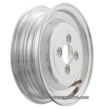 Cerchio chiuso in lega TUBELESS SIP PERFORMANCE grigio lucidato 2.15-8 per Vespa farobasso/VBA/VBB/150 VL