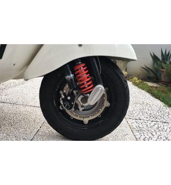 Kit freno a disco anteriore CRIMAZ P&P - pinza nera - per vespa 50/ 50 special/ ET3/ Primavera/ PK