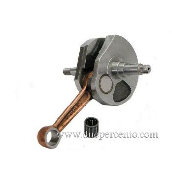 Albero motore SIP corsa57, biella 105 per Vespa 125 VNB/ GT/ GTR 1°/ Super/ TS/ 150 VBA/ VBB/ GL/ Sprint/ Super