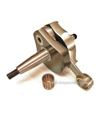 Albero motore MAZZUCCHELLI anticipato cono 19, biella 97, corsa 51 per Vespa 50/ 50 Special/ ET3/ Primavera/ PK50-125
