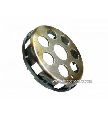 Cestello DXC con anello di rinforzo per frizioni 7 molle per Vespa PX200/ P200E/ Lusso/ Cosa200/ LML/Rally200/ 160GS/ 180SS