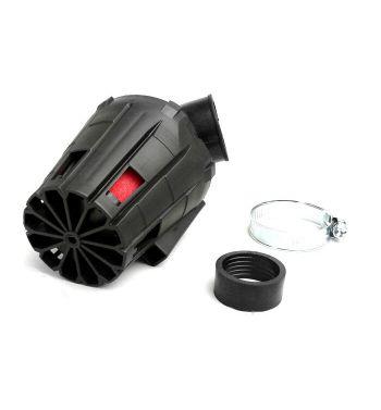 Filtro aria BGM EX5 attacco Ø=28-35mm NERO