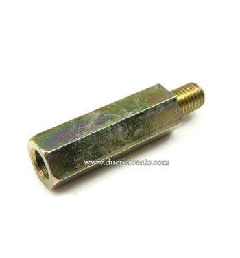 Dado ammortizzatore posteriore L=42mm, Ø M9 mm per Vespa 125-150 Super
