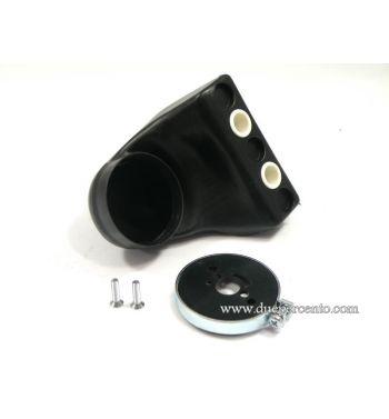 Filtro aria da competizione POLINI 19mm per SHBC19.19/F/20L, per Vespa 50/ 50 Special/ ET3/ Primavera/ PK50-125/ S/ XL/ XL2/ ETS