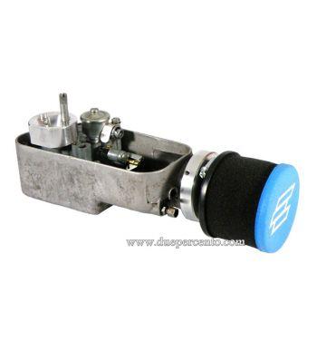 Kit filtro aria POLINI carburatore SI 20/20 per Vespa PX125-150/ Lusso/ Cosa125-150/ LML125-150/ GTR/ TS/ Sprint Veloce