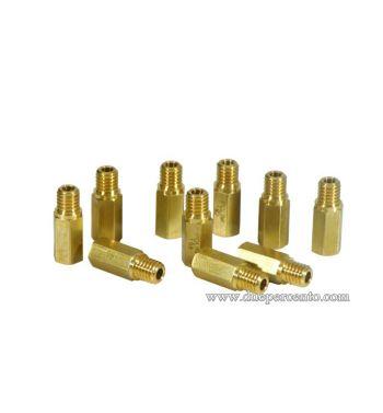 Set getti massimo POLINI 120-138 per carburatore CP/PWK/KEIHIN (120-122-124-126-128-130-132-134-136-138)