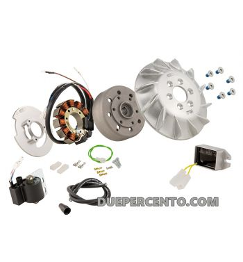 Accensione elettronica SIP PERFORMANCE ROAD, cono 19, 1,39Kg, DC, anticipo fisso per Vespa 50/ 50 Special/ ET3/ Primavera/ PK50-125
