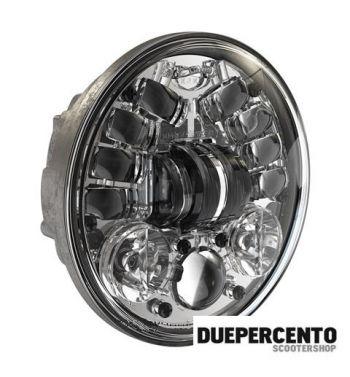 Fanale anteriore  J.W. SPEAKER LED 8690 per Vespa PX125-200/ P200E/ GTR/ TS/ RALLY