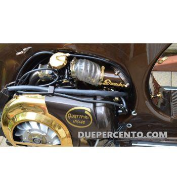 """Soffietto MRP """"DUMBO"""" per carburatore TMX 32-35/PWK 33-35/KOSO 28-34 per Vespa PX125-200/RALLY/T5/COSA"""