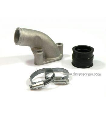 Collettore aspirazione POLINI 30mm per Vespa PX125-200 / P200E / 180-200 Rally/ Cosa/ Sprint/ GTR / T5