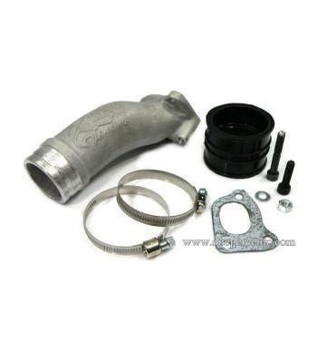 Collettore aspirazione al carter 3 fori FALC 36-38mm per Vespa PK50-125/ FL/ HP/ N/ Rush