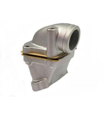 Collettore aspirazione lamellare QUATTRINI per cilindro QUATTRINI M1XL per Vespa PX125-150/ Lusso/ Cosa125-150/ LML125-150/ GTR/ TS/ Sprint Veloce