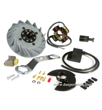 Accensione elettronica QUATTRINI VESPATRONIC cono 19mm - 1Kg Vespa 50/ 50 Special/ ET3/ Primavera/ PK50-125
