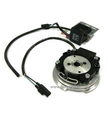Accensione elettronica PVL cono 20mm anticipo fisso Vespa PK 50-125/ S/ XL/ XL2/ FL/ HP/ N/ Rush