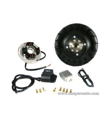 Accensione elettronica PINASCO FLYTECH 1,4Kg per Vespa PX125-200/ P200E/ Lusso/ Cosa/ 125 GTR/ TS/ 150 Sprint Veloce/ 200 Rally