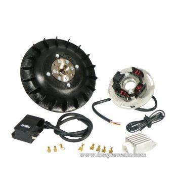 Accensione elettronica PINASCO FLYTECH cono 19mm, 0,9kg Vespa 50/ 50 Special/ ET3/ Primavera/ PK50-125