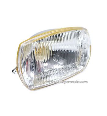 Parabola per Vespa 50 Special per lampada anabbagliate/abbagliante BA20D