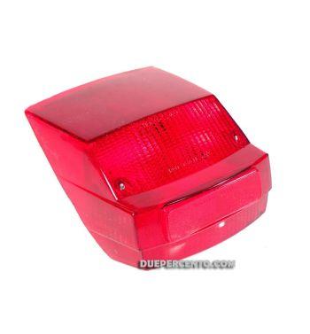 Corpo luminoso posteriore BOSATTA per Vespa PX125-200/ P200E - rosso