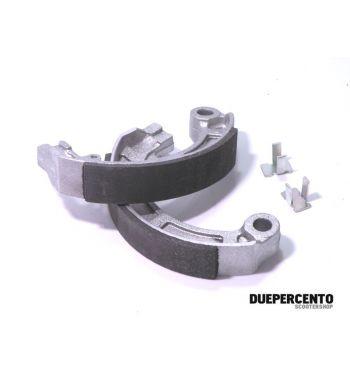 """Ganasce freno anteriore POLINI 8""""/9""""/10"""", d125x17 per Vespa 50/ 50 Special/ ET3/ Primavera/ PK50/ Super"""