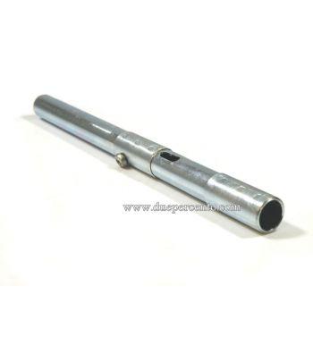 Tubo POLINI fissaggio comando gas rapido Vespa, Ø 22/24 mm, l 301 mm