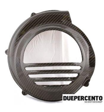 Coprivolano TOMAS COMPOSITI in fibra di carbonio per Vespa PX125-200/ PE200/ TS/ Sprint/ Rally/ GTR