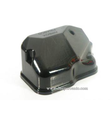Coperchio scatola carburatore con miscelatore AIRBOX PINASCO per Vespa PX125-200E/Rally200/P200E/Lusso/`98/MY/`11/T5