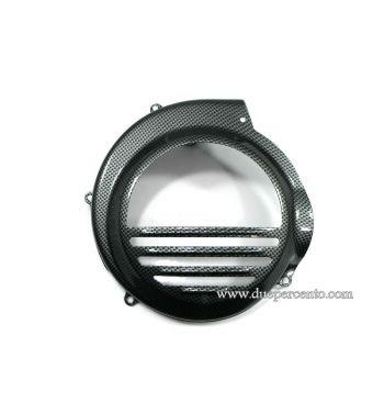 Coprivolano PARMAKIT carbon look per Vespa PX125-200/ PE200/ TS/ Sprint/ Rally/ GTR