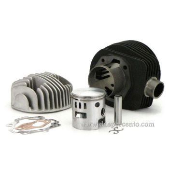 Cilindro da competizione DR 135cc, d60, corsa 48 per Vespa P80X/ PX80 E/ Lusso/ PX100E