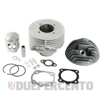 Cilindro da competizione DR 130cc, d57, biella 97, corsa 51, in alluminio per Vespa 50/ 50 Special/ ET3/ Primavera/ PK50-125/ ETS
