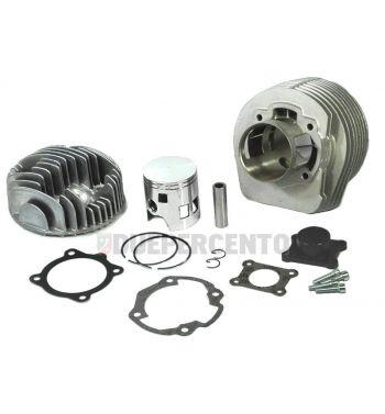 Cilindro da competizione DR HP 177cc, d63, corsa 57, per Vespa GTR/ TS/ PX125-150/ Lusso/ Cosa125-150/ LML125-150