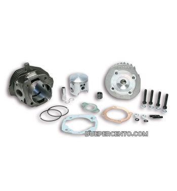 Cilindro da competizione MALOSSI 112cc d57.5, corsa 43 per Vespa 50/ L/ N/ R/ 50 Special/ PK 50-125/ S/ XL/ XL2