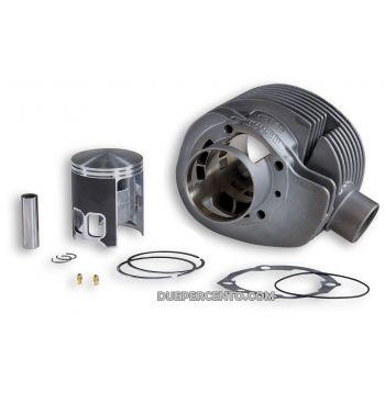 Cilindro da competizione MALOSSI SPORT 16', 210cc, d68,5, corsa 57 in alluminio senza testa per Vespa PX200/ P200E/ Lusso/ Cosa200/ LML/Rally200