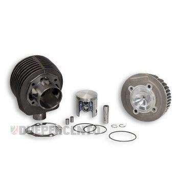 Cilindro da competizione MALOSSI MK III 139cc, d61, corsa 48 per Vespa P80X/ PX80 E/ Lusso/ PX100E
