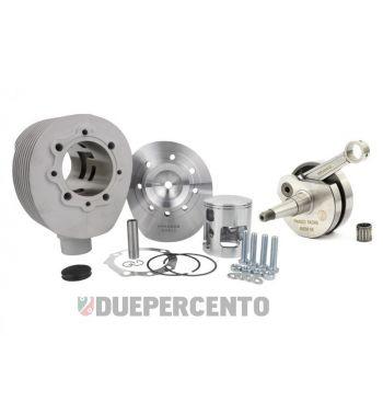 Tuning kit PINASCO 225cc in alluminio, candela centrale, corsa lunga 60 per Vespa PX200/ P200E/ Lusso/ Cosa200/ LML/Rally200