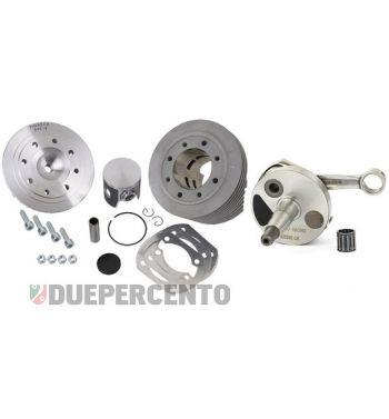 Tuning kit PINASCO 225cc in alluminio, candela centrale, corsa lunga 62 per Vespa PX200/ P200E/ Lusso/ Cosa200/ LML/Rally200