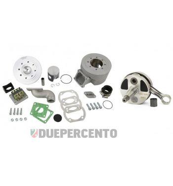 Tuning kit PINASCO 135cc ZUERA SS, candela centrale, albero competizione anticipato per Vespa 50/ 50 Special/ ET3/ Primavera/ PK50-125