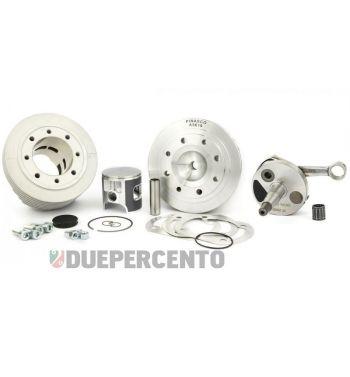 Tuning kit PINASCO 135cc ZUERA SRVL, candela centrale, albero competizione spalle piene per Vespa 50/ 50 Special/ ET3/ Primavera/ PK50-125
