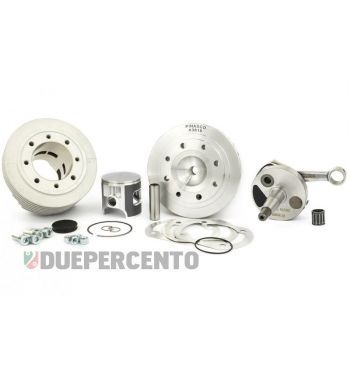 Tuning kit PINASCO 144cc ZUERA RR, candela centrale, albero competizione per Vespa 50/ 50 Special/ ET3/ Primavera/ PK50-125