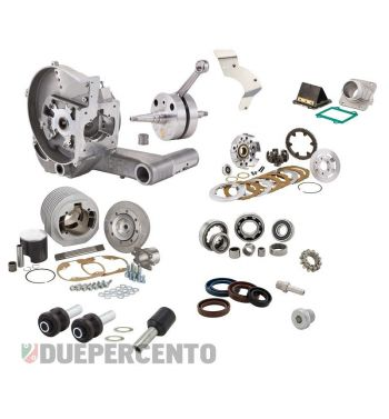 Tuning kit SIP BFA 306cc, frizione 22/64, per Vespa PX125-200/ PE/ GTR/ TS/ Sprint Veloce/ Rally/ T5