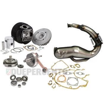 Tuning kit DR 130cc per Vespa 50/ 50 Special/ ET3/ Primavera/ PK50-125