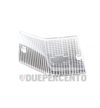 Vetro freccia posteriore sinistro bianco SIEM per Vespa PX125-200/ P200E/ MY/ T5