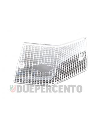 Vetro freccia posteriore destro bianco SIEM per Vespa PX125-200/ P200E/ MY/ T5