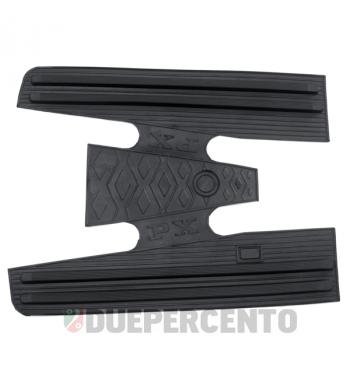 Tappeto pedana in gomma nero per Vespa PX125-150/ P200E/ Lusso/ MY